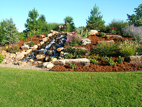 Professional landscape consultation, design, and installation services for  residential and commercial customers. - Home - Johnsons Legacy Landscapes